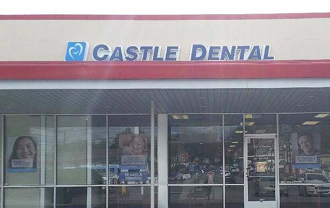 Castle Dental Nashville Exterior