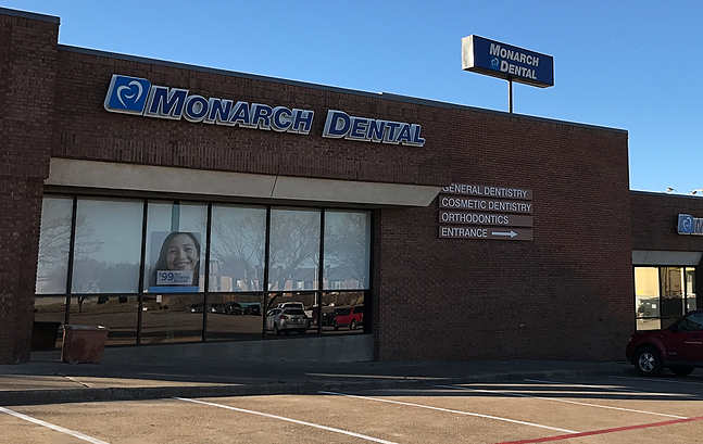 Monarch Dental Mesquite Exterior